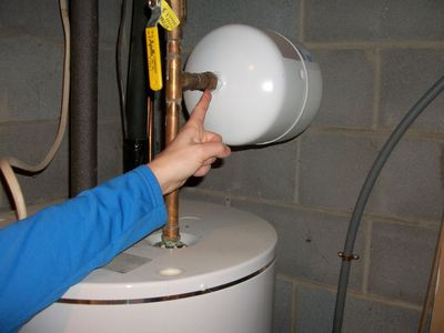 Water Heater Expansion Tank Information
