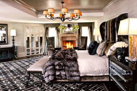 Kris Jenner S Bedroom