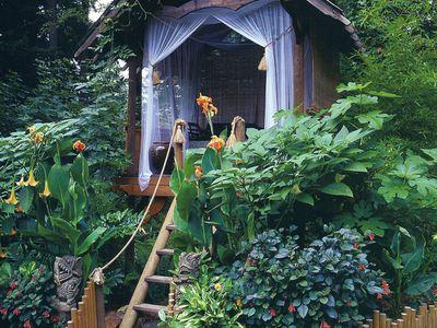 Secret Garden Tree House