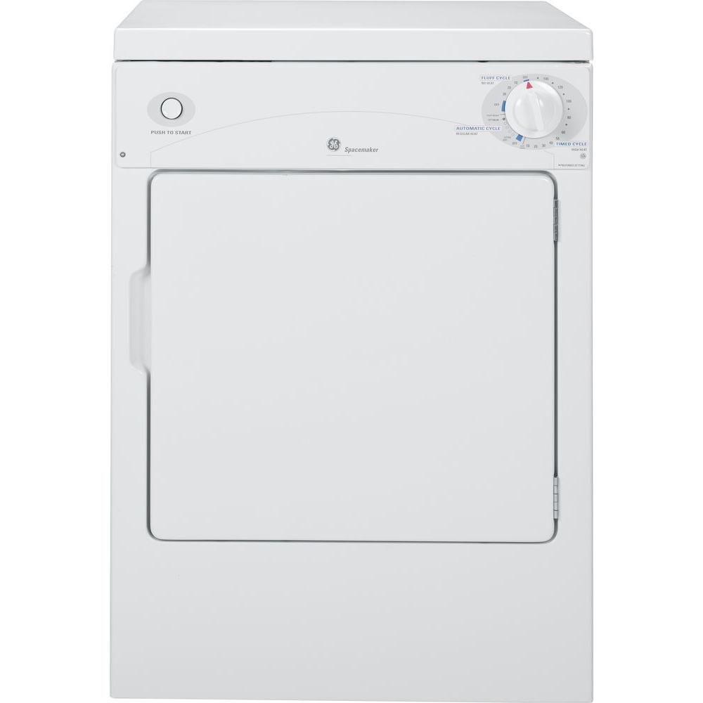 GE White Stackable