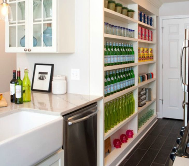 Organize Your Pantry With Simple And