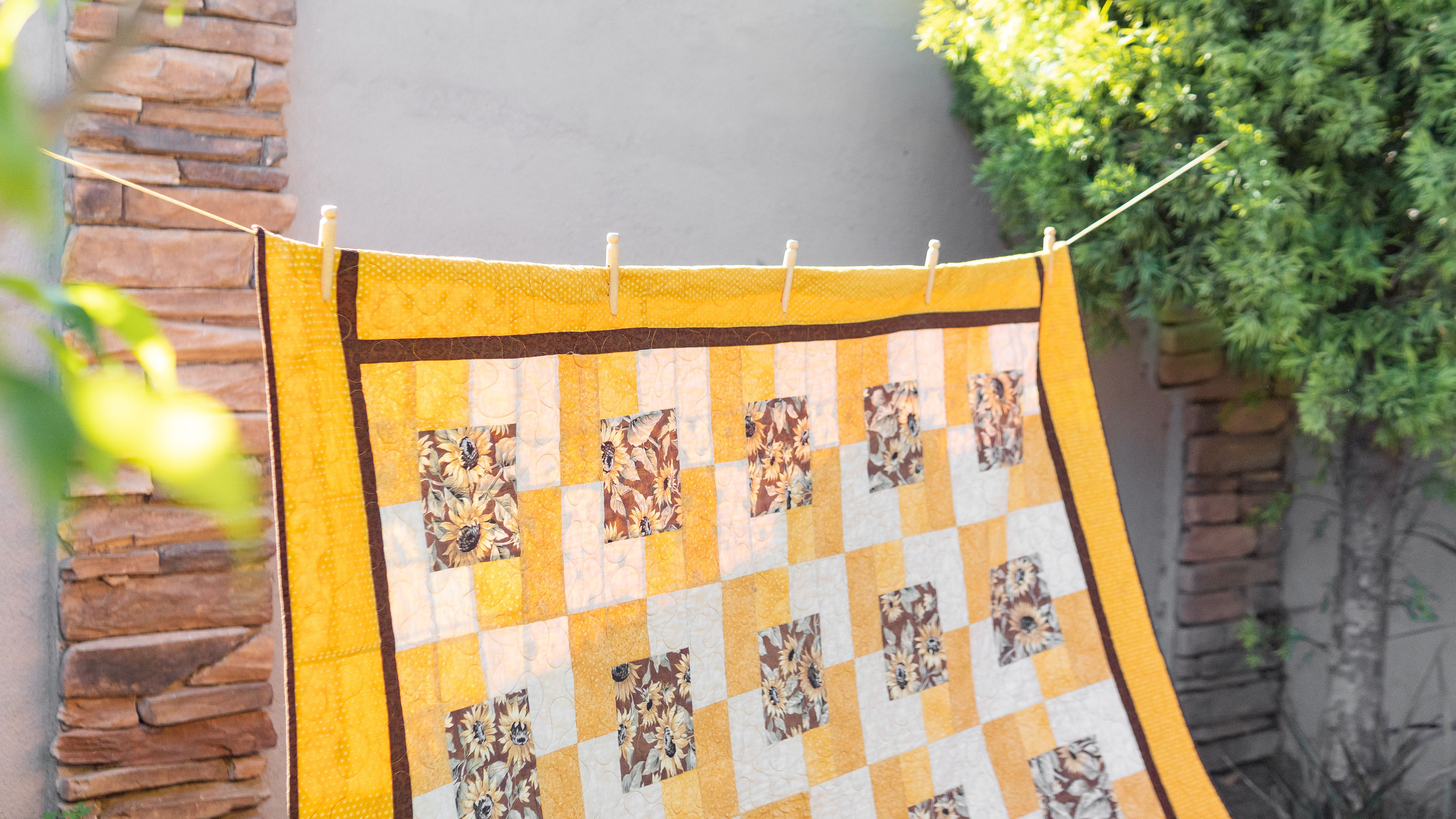 How To Wash Vintage Quilts