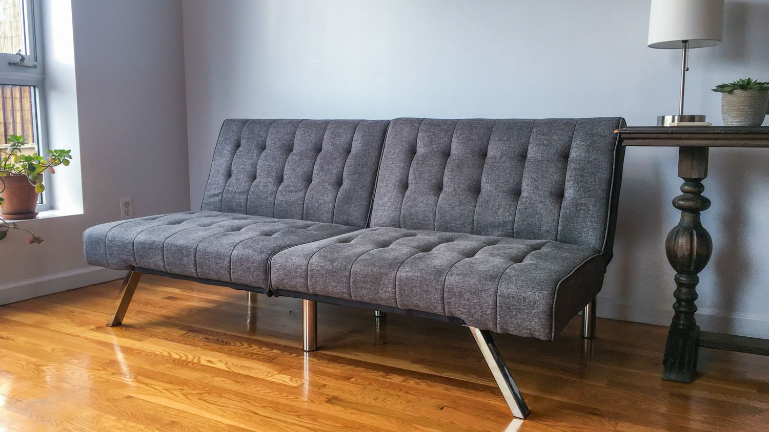Brilliant The 7 Best Futons Of 2019 Ibusinesslaw Wood Chair Design Ideas Ibusinesslaworg