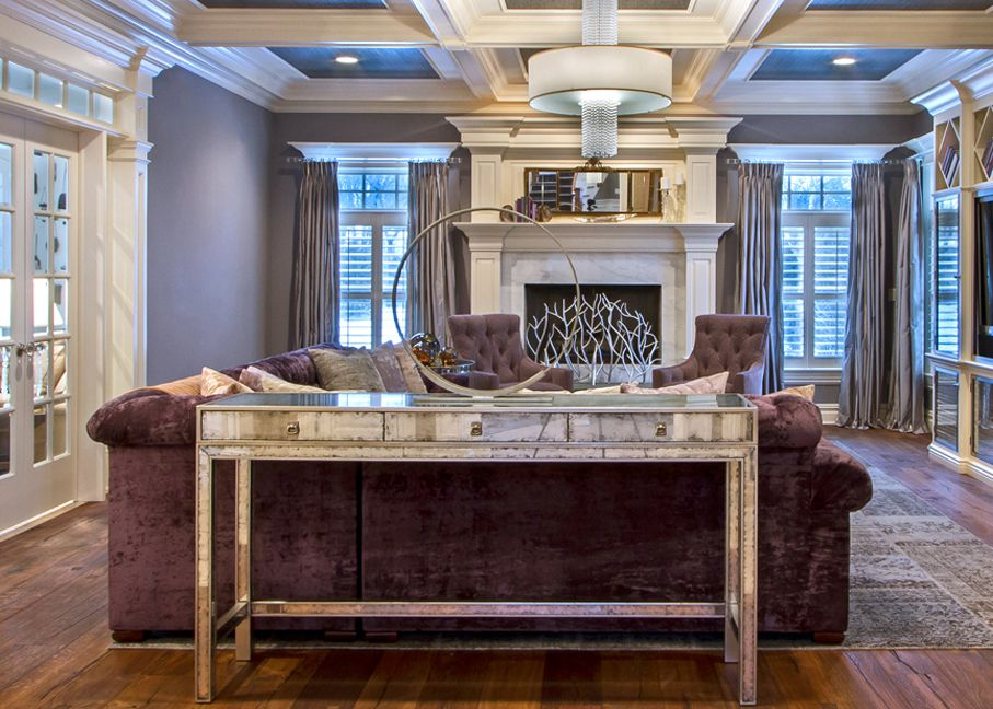 19 Ways To Decorate With Mirrored Furniture, Used Mirrored Tables