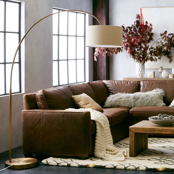 15 floor lamps for every decor style aloadofball Image collections