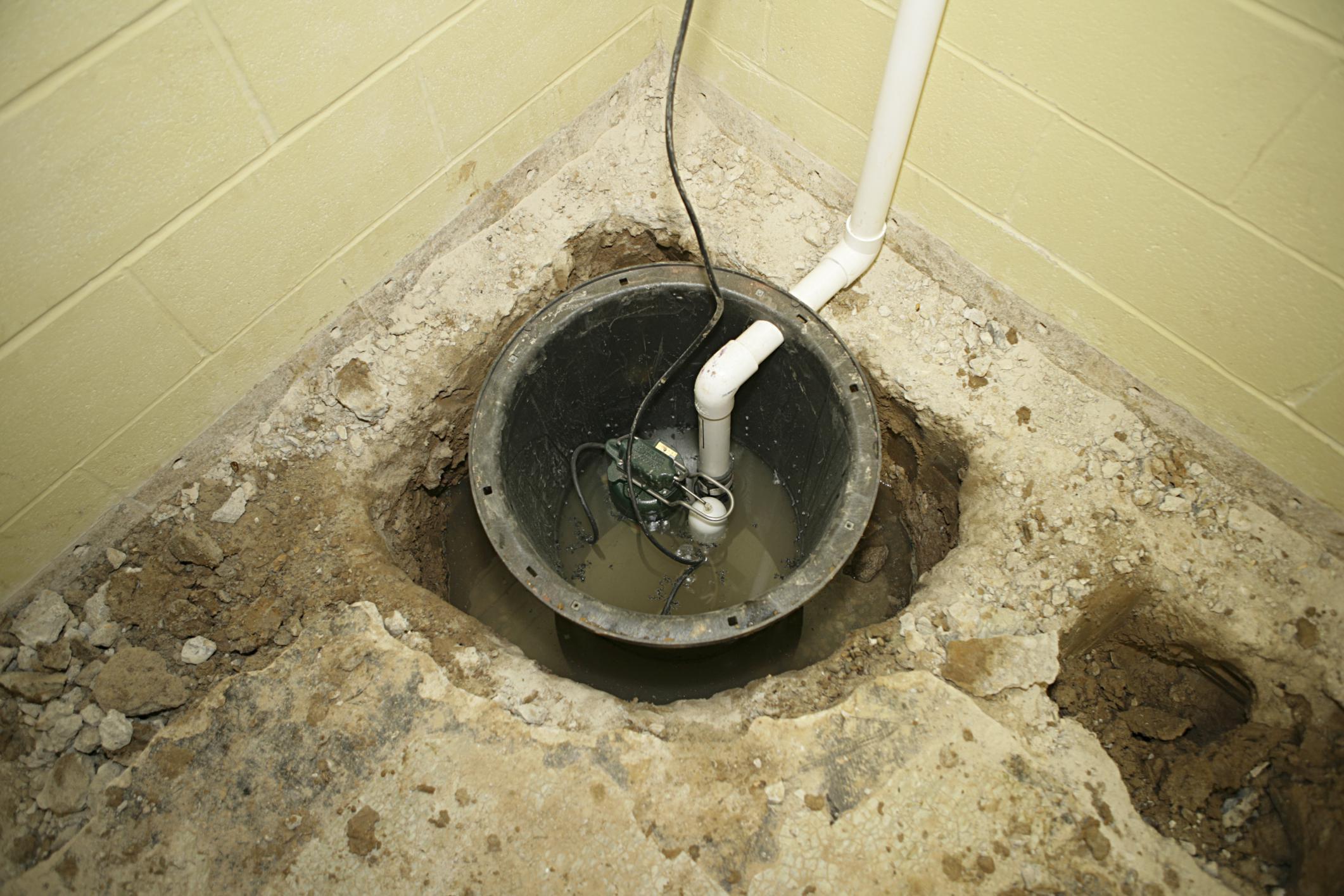 Installing A Basement Sump Pump
