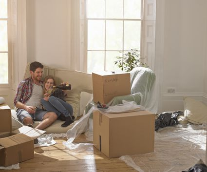 how to get rid of stuff in your house