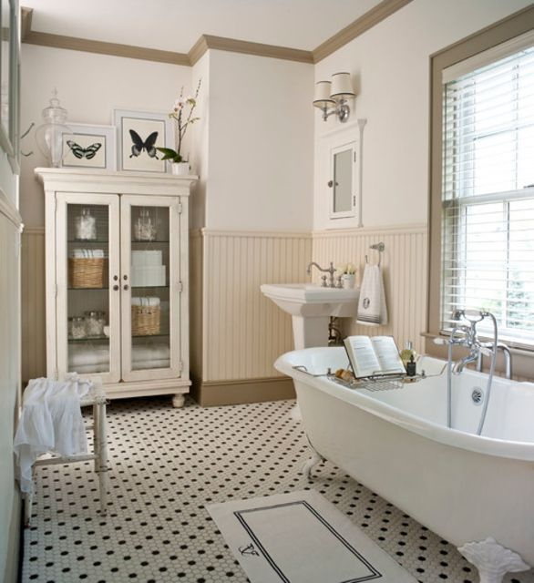 Trendy Home Decorating Ideas: 8 Bathroom Decor Trends