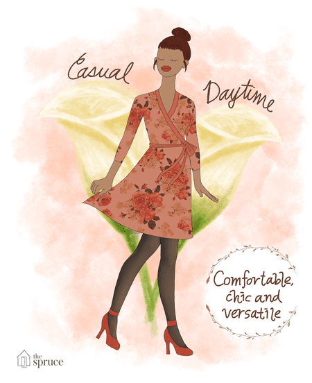 What To Wear A Casual Daytime Fall Wedding