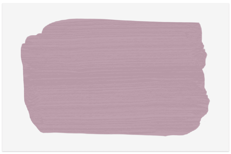 Muestra de pintura Behr Decanting