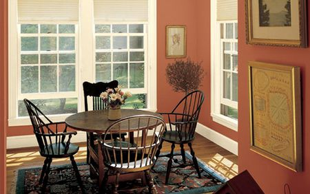Valspar Tawny Is The Inspiration For This Dining Room Color