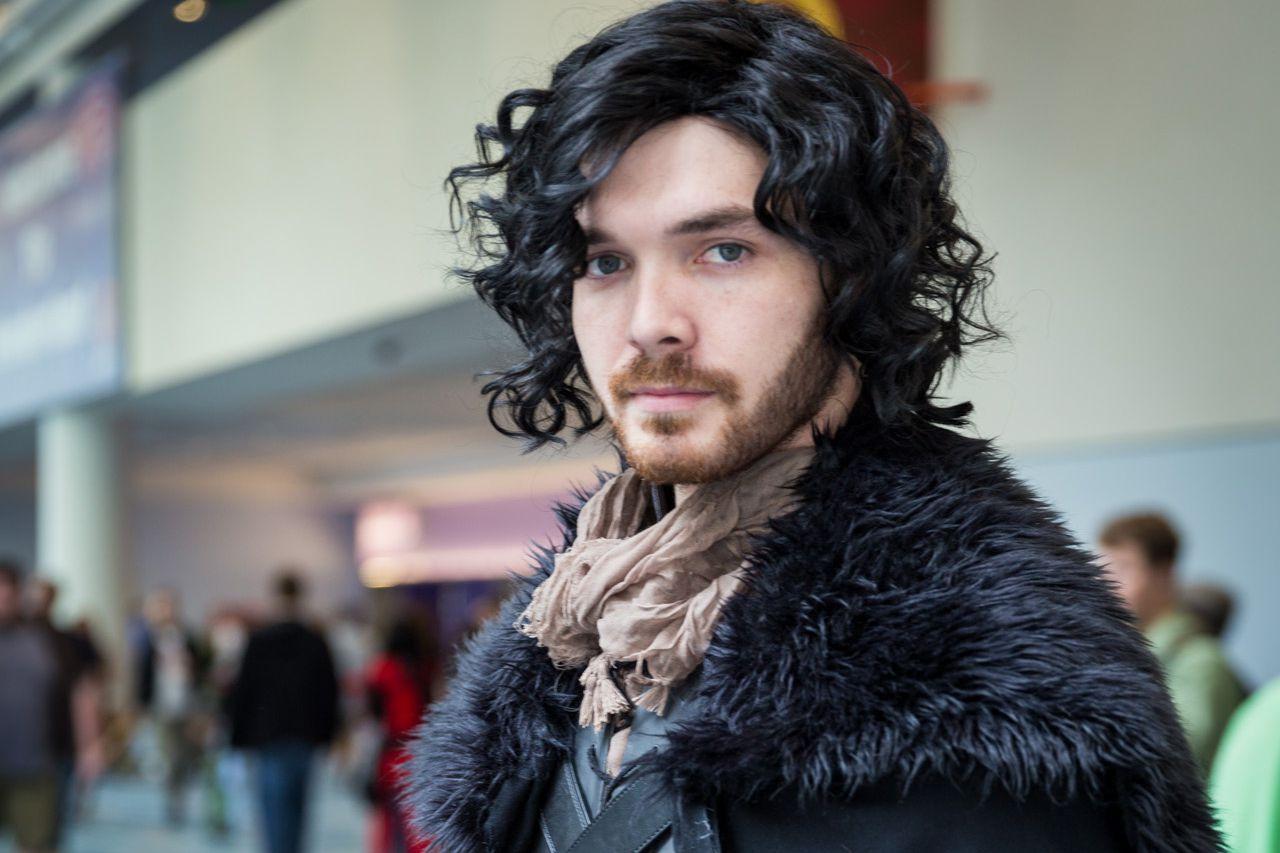 Jon Snow costume