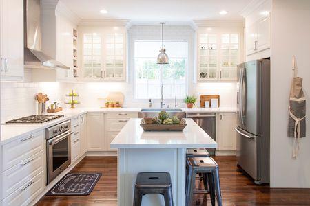 Ikea Inspired Modern Farmhouse Kitchen