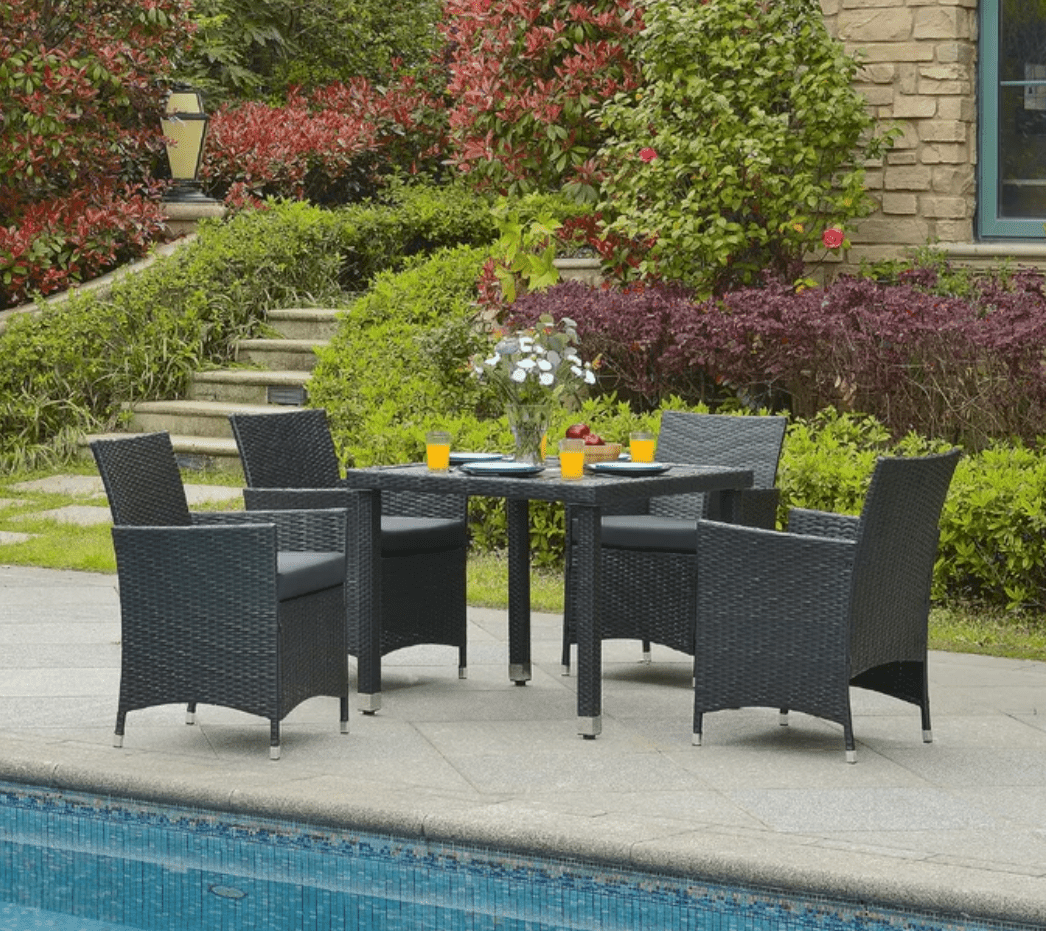 the 7 best patio furniture sets to buy in 2018. Black Bedroom Furniture Sets. Home Design Ideas