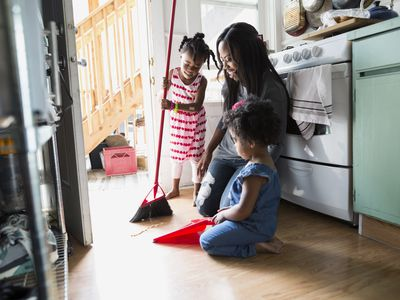 how to sweep a floor how to sweep a floor