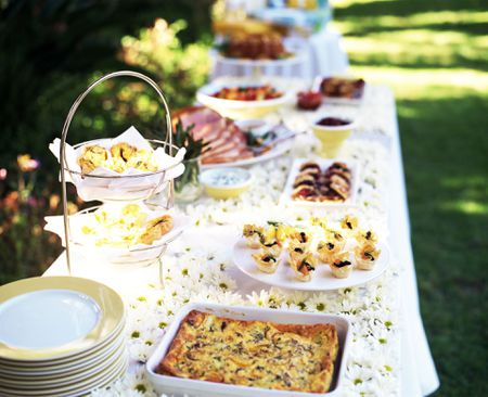 Wedding Buffets Ideas.10 Brunch Ideas For Your Wedding