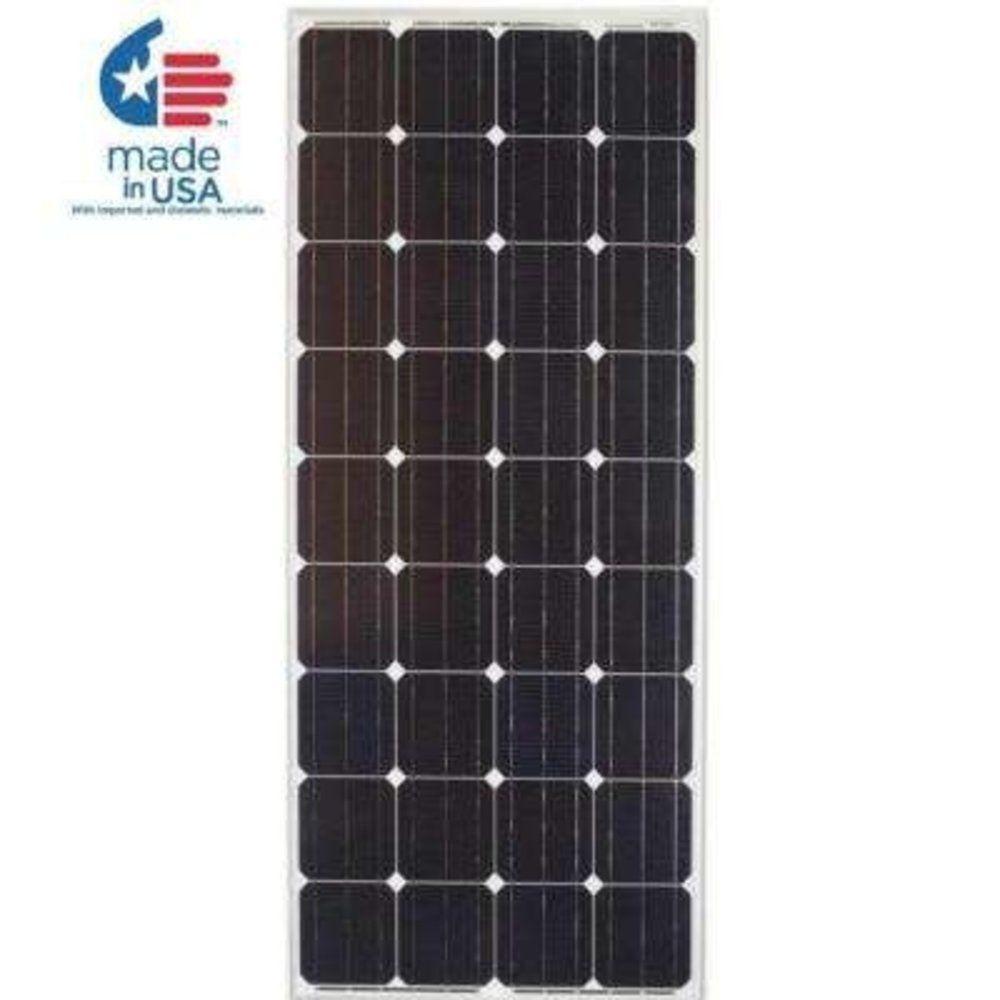Grape Solar 180W Monocrystalline Solar Panel