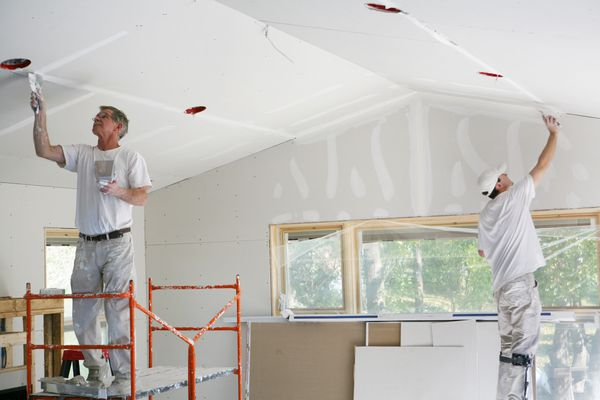 Building a Vaulted Ceiling