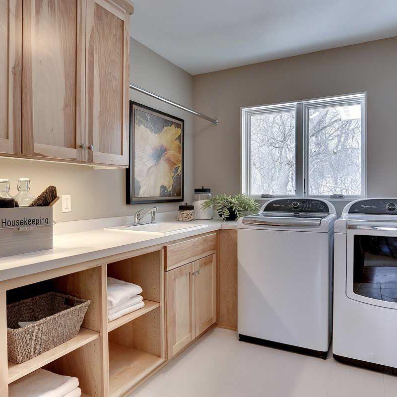 5 Smart Laundry Room Layouts