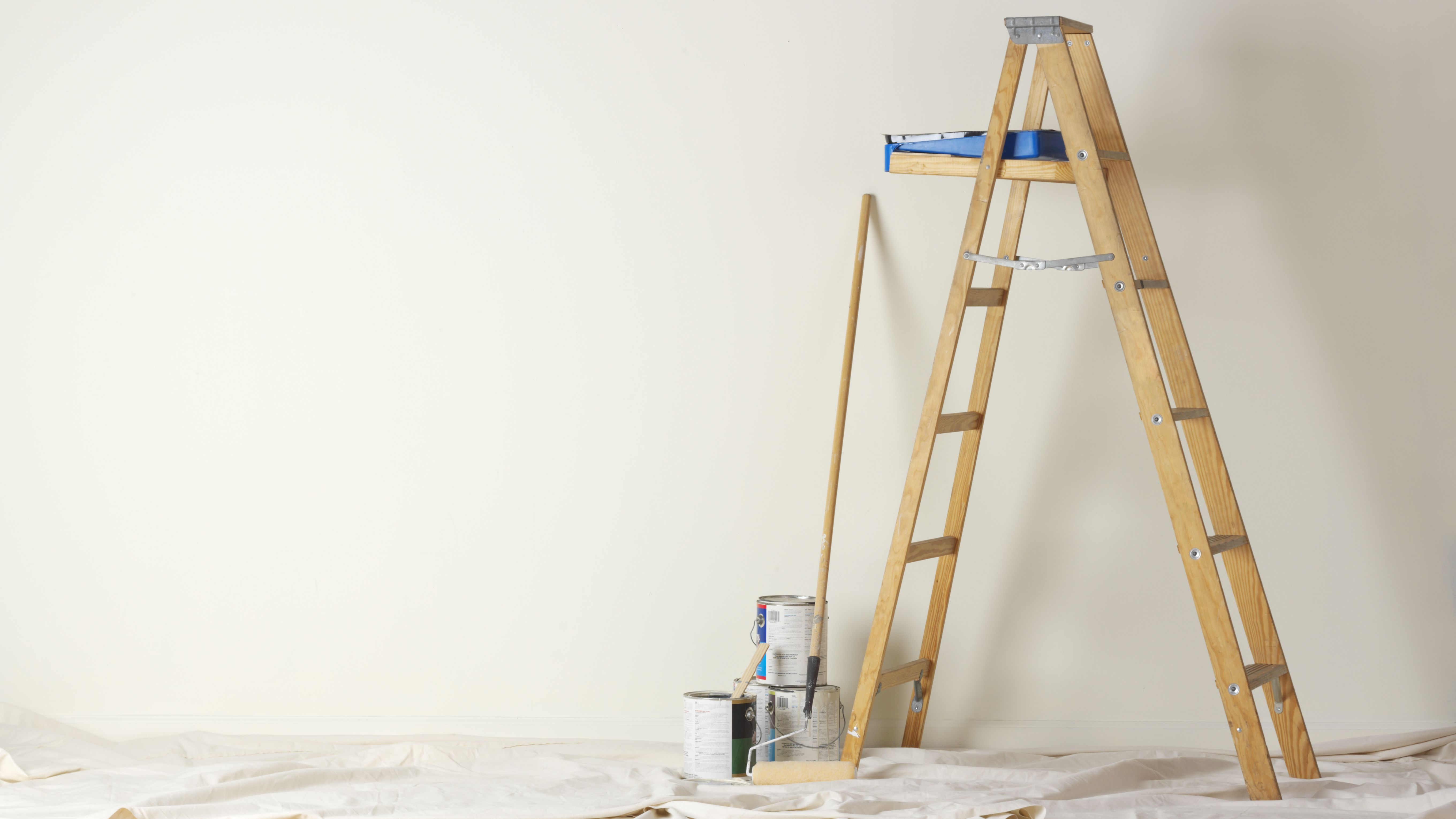 How To Paint Vinyl Panel Walls In Manufactured Mobile Homes
