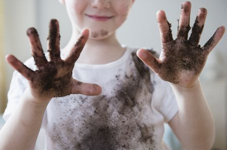 Image result for mud stains