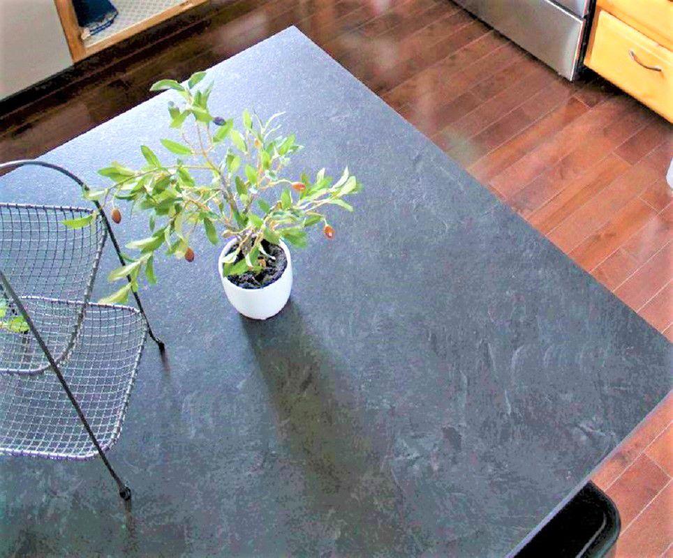 Do-It-Yourself (DIY) Kitchen Laminate Countertops