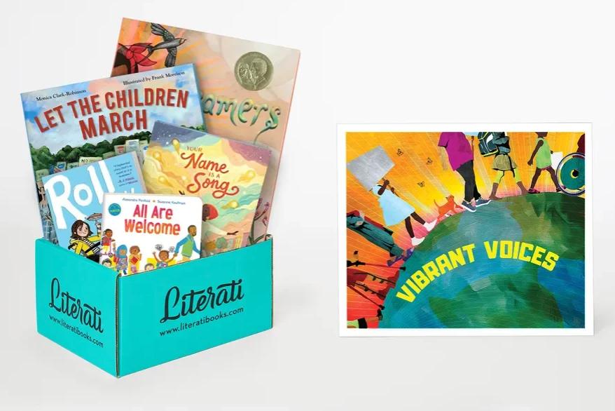 Literati Book Gift Box