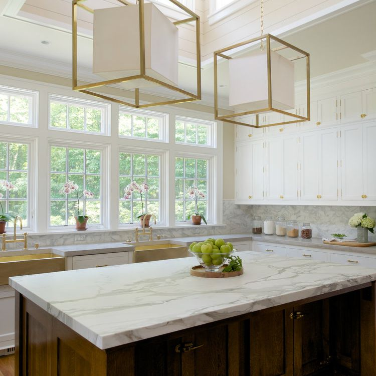 brass kitchen sinks
