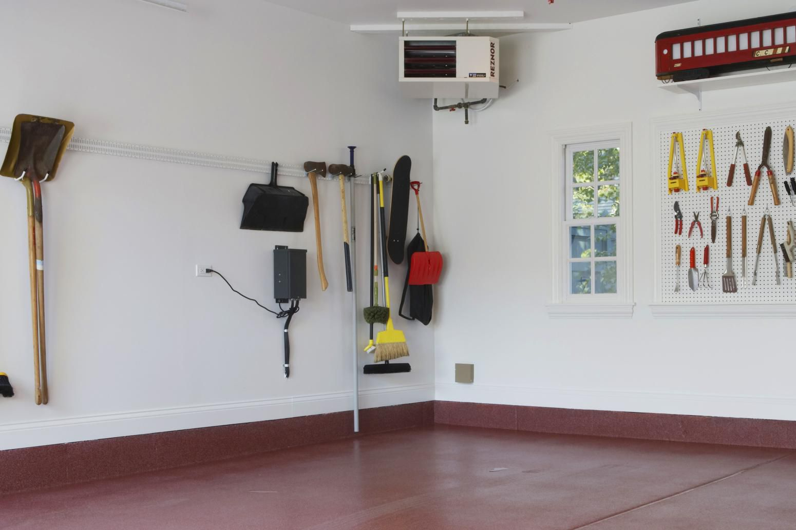 best options for heating a garage