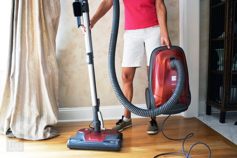 Kenmore 81414 400 Series Bagged Canister Vacuum