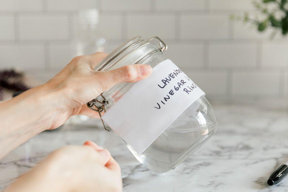 labeling the jar