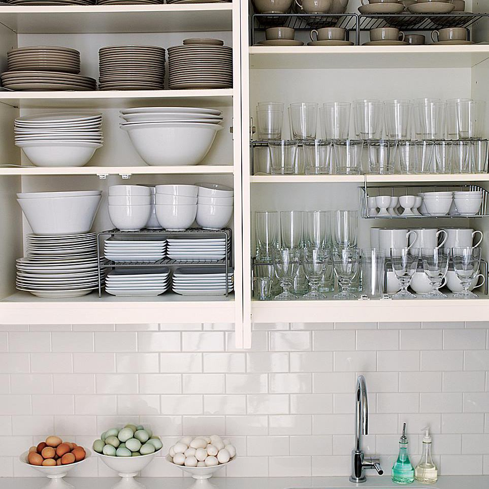 How To Organize Your Kitchen Cabinets: How To Organize Kitchen Appliances
