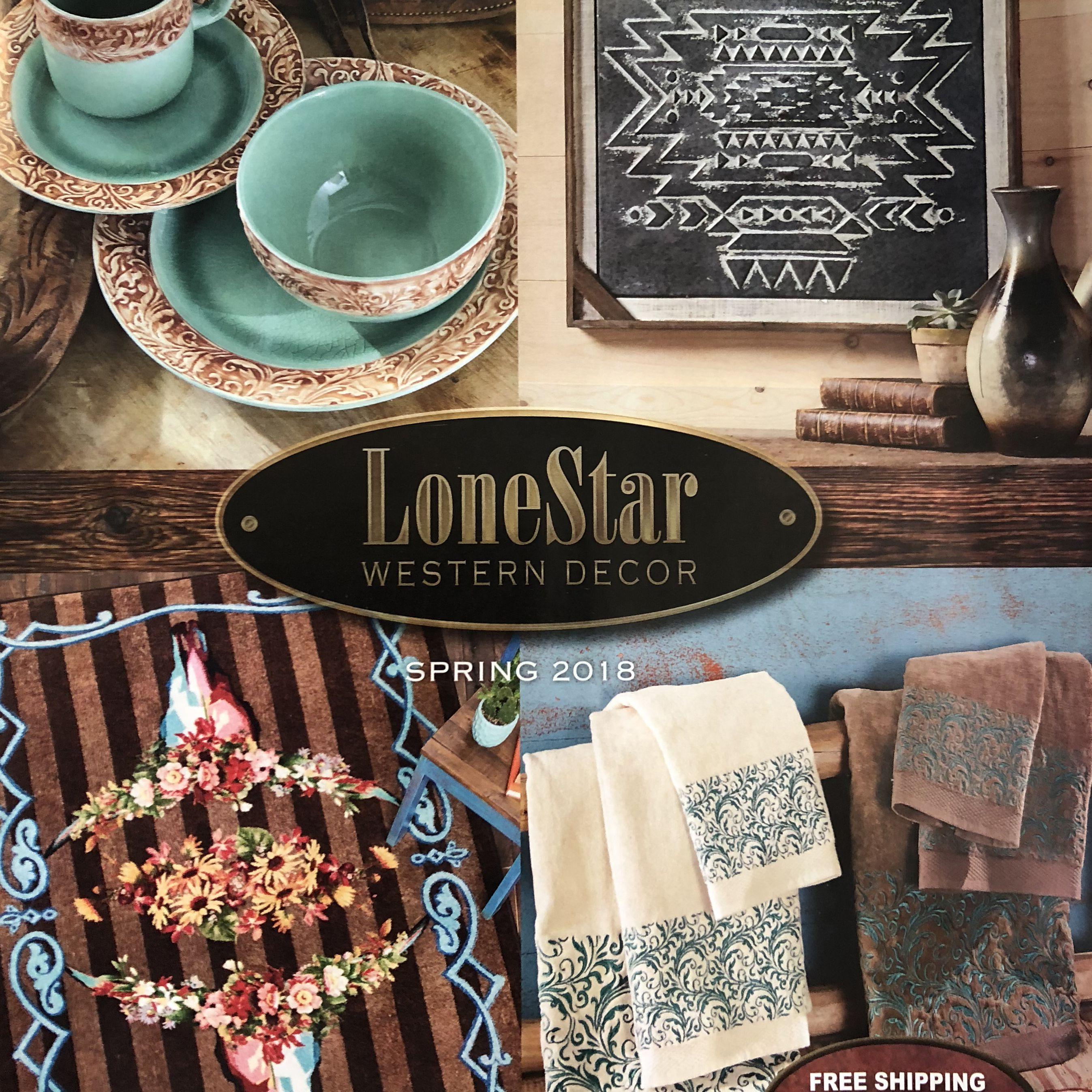 Lonestar Western Decor Catalog