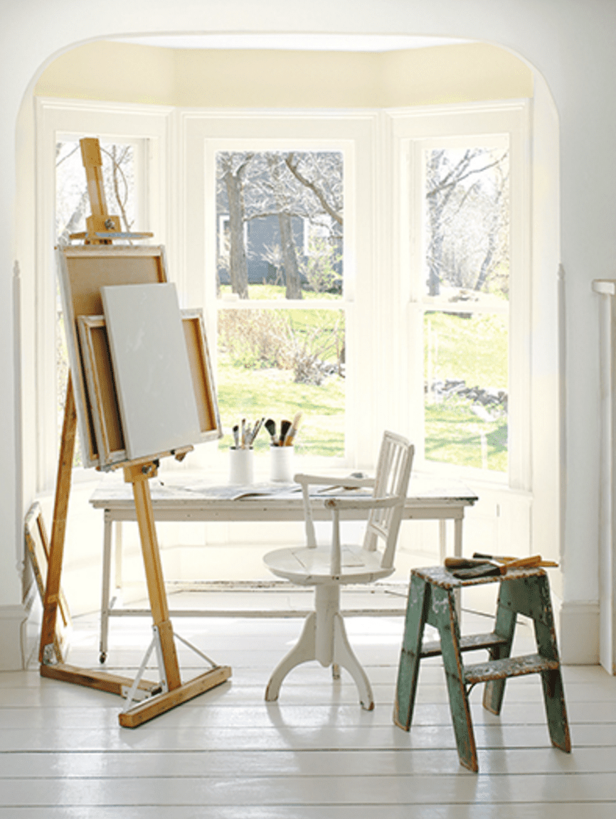 Using Classic Benjamin Moore White Wall Paints