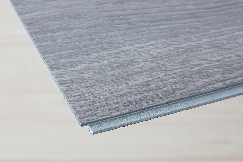 Vinyl floor detail