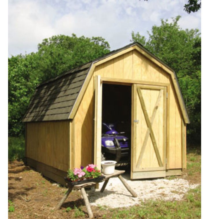 17 Best Free Shed Plans That Will Help You DIY a Shed