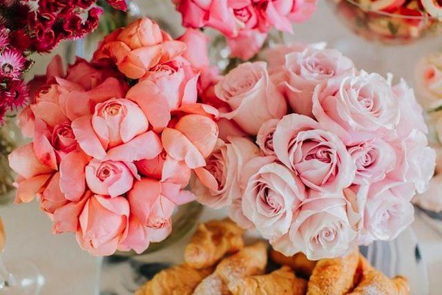 Rosas rubor