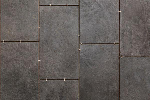 Slate Floor Installation