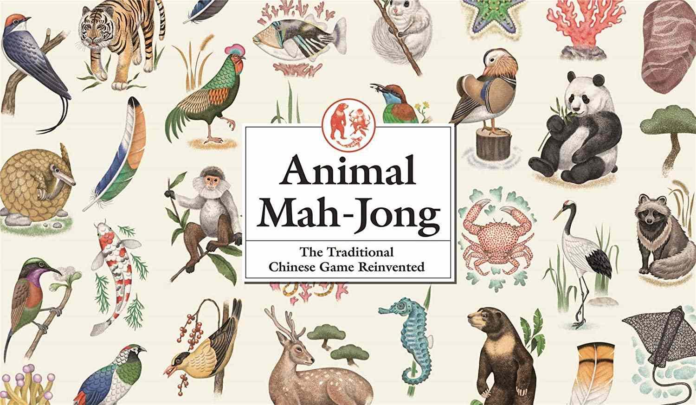 Animal Mah-Jong