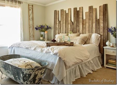 . 50 Decorating Ideas for Farmhouse Style Bedrooms