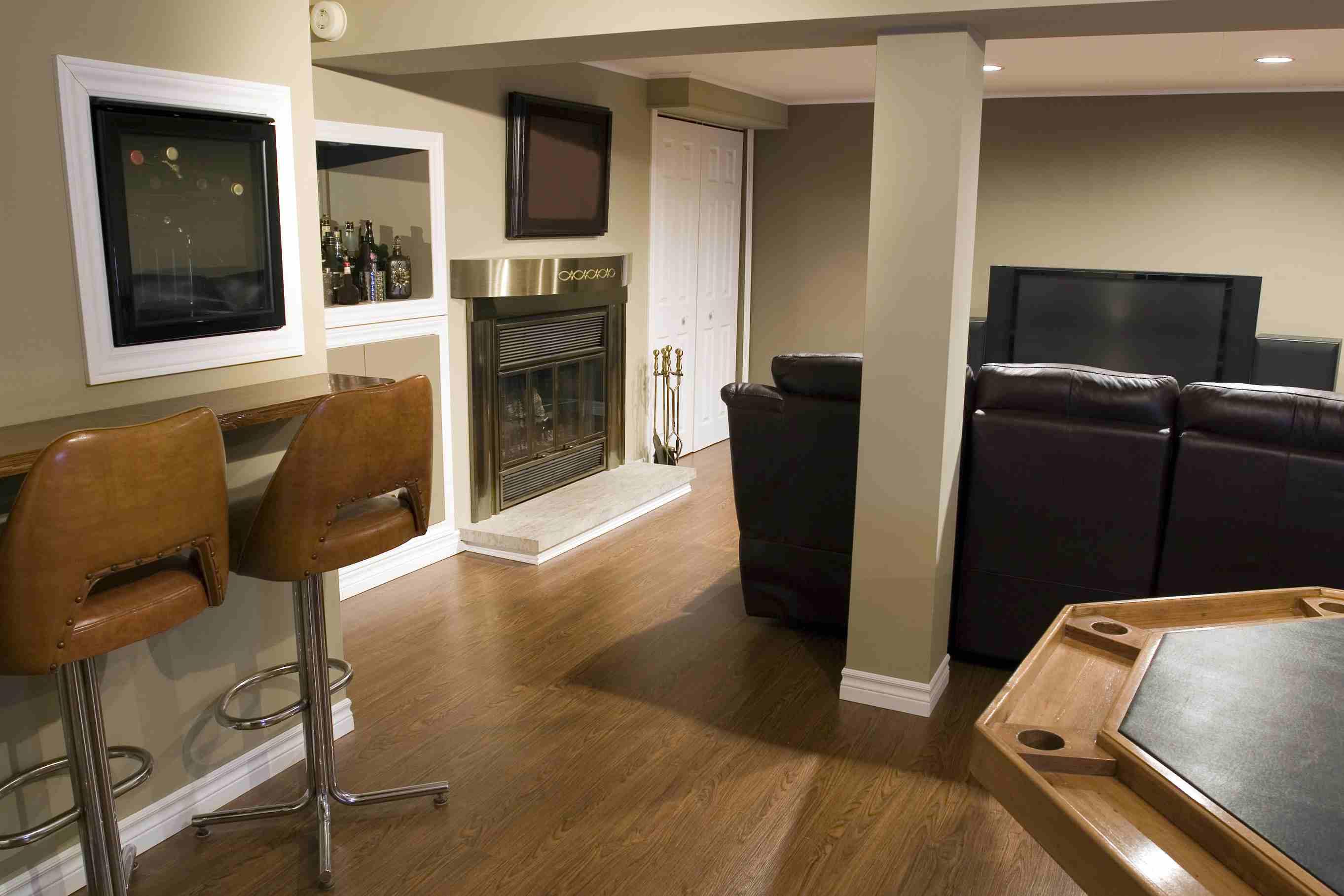 Best Basement Flooring Options Wiring A For Dummies