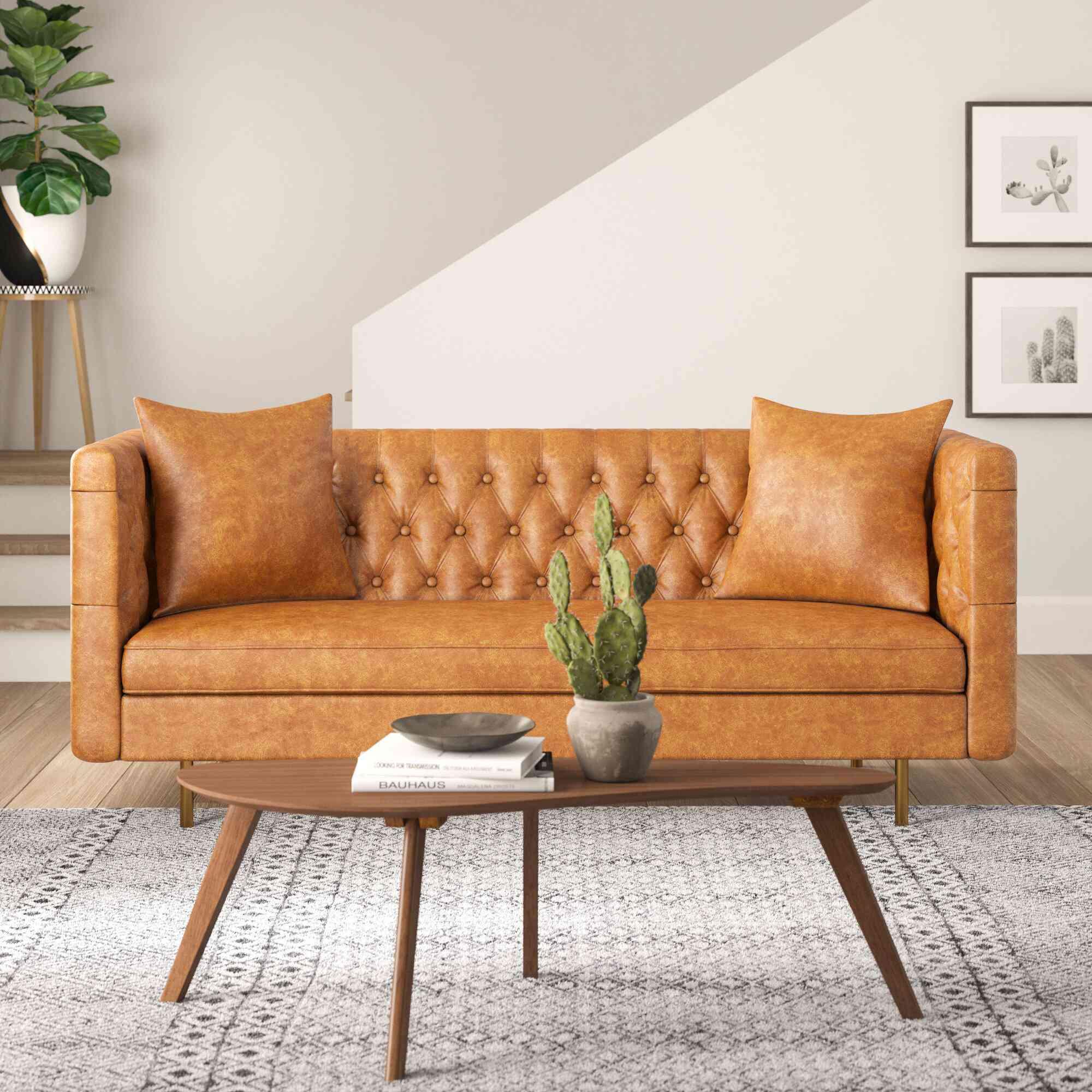 AllModern Jenkin 79'' Chesterfield Sofa