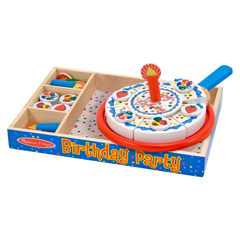 Melissa DougR Birthday Party Cake