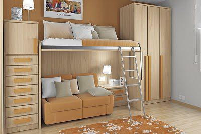 Space Saving Solutions For Kids And Teens
