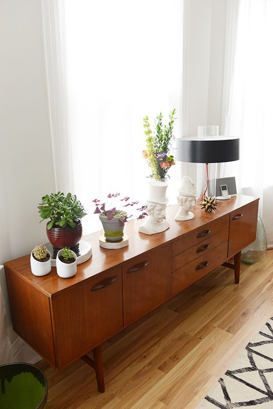 A fine dining room sideboard
