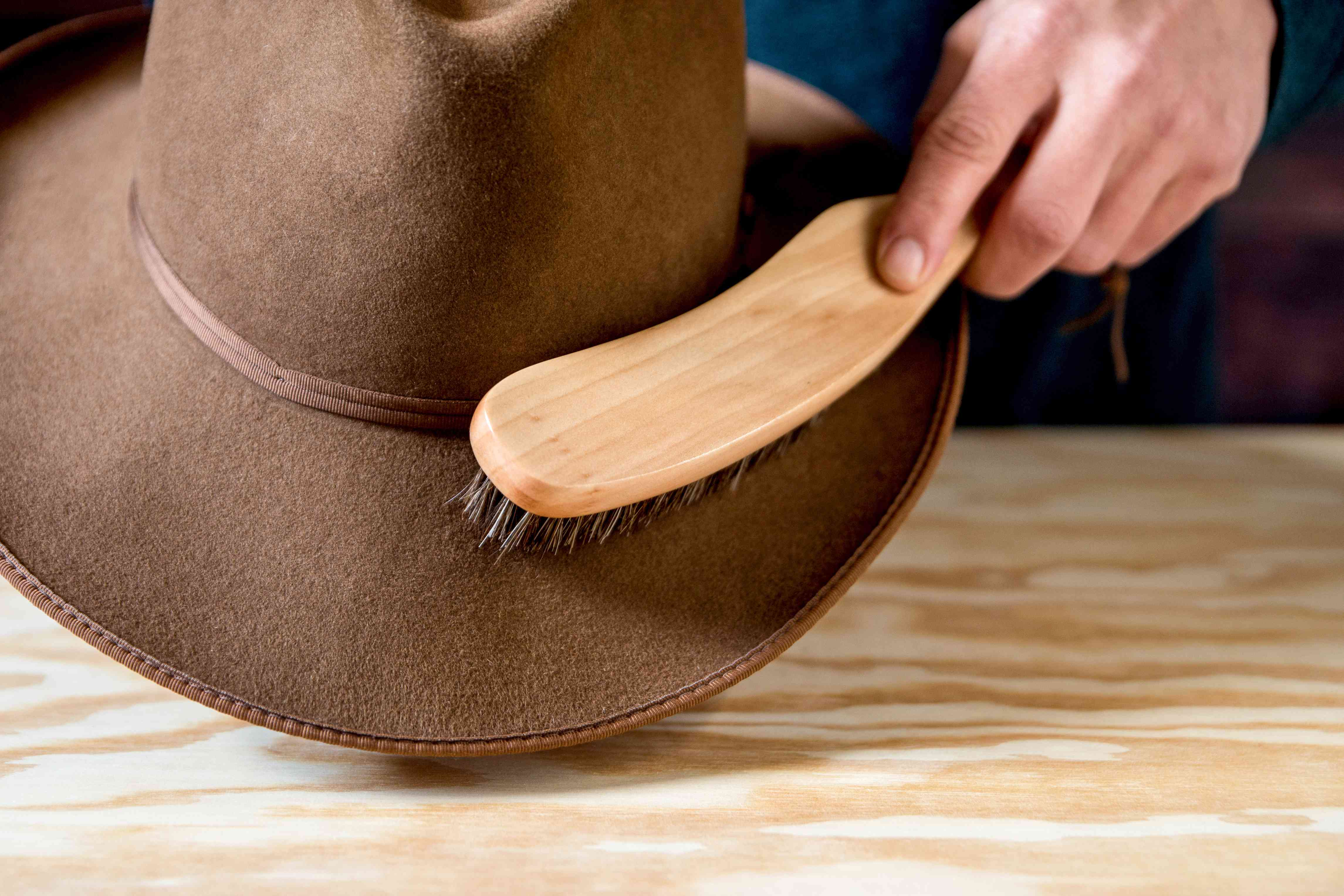 Hats stetson made are where Stetson