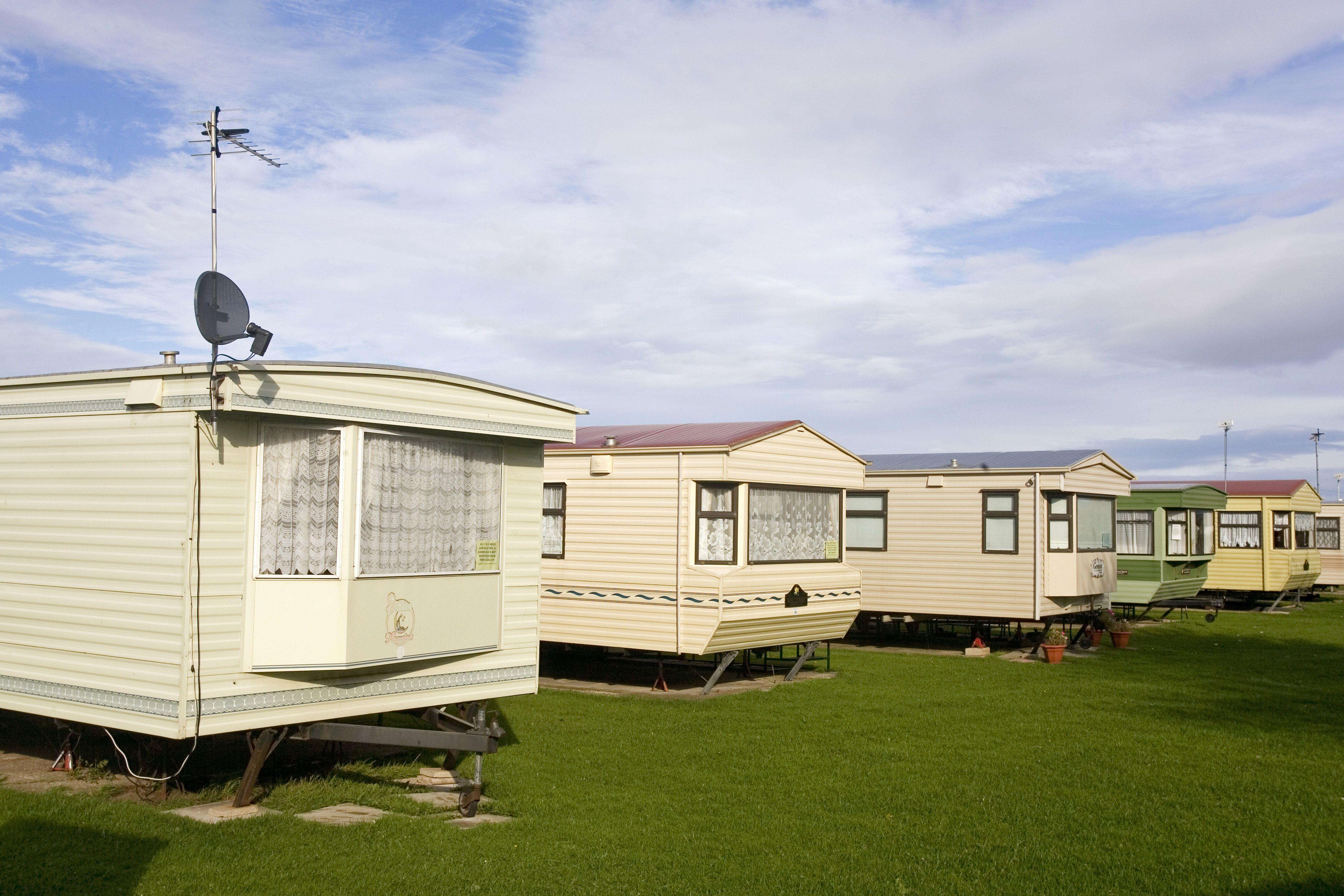 Flat Roof Repair For Mobile Homes