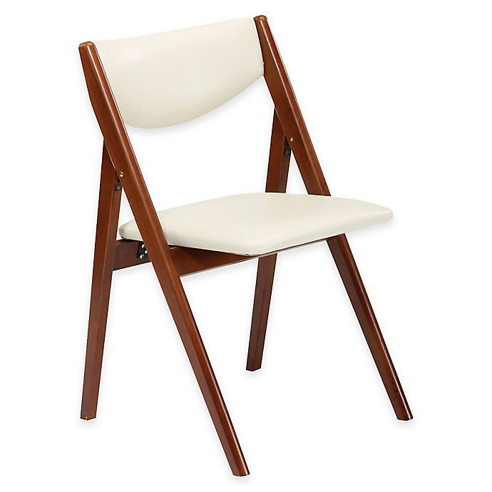 Stakmore A-Frame Wood Folding Chair