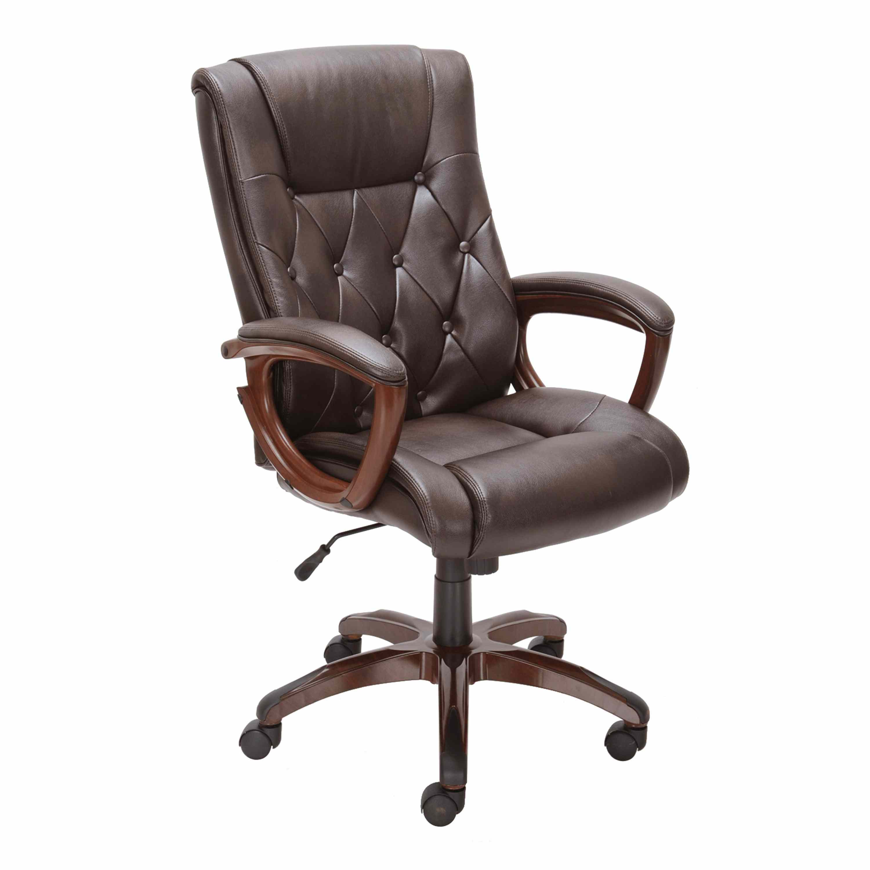 Better Homes and Gardens Bonded Leather Manager's Chair