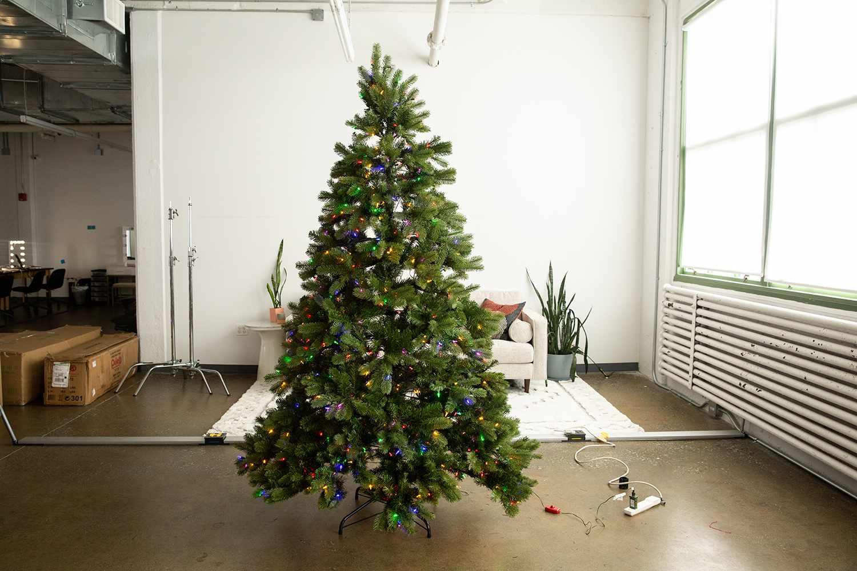National Tree Company Artificial Downswept Douglas Fir Christmas